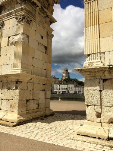 arc romain